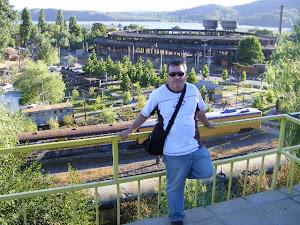 San Rosendo_Museo Ferroviario