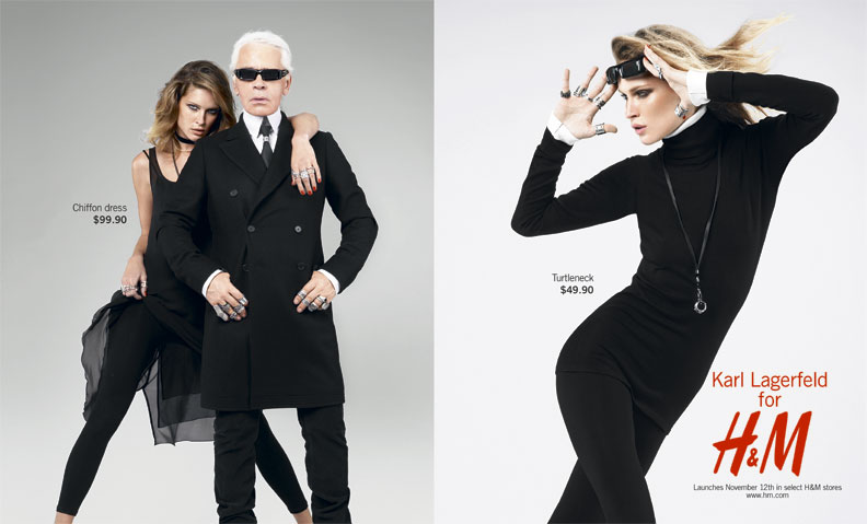 Apr 14,  · H&M's first designer collaboration was with Karl Lagerfeld in , and the chain has also worked with Stella McCartney, Jimmy Choo, Donatella Versace and Lanvin.