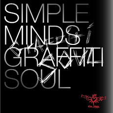 "LANCAMENTO 2009 - CD ""Graffiti Soul"" SIMPLE MINDS"