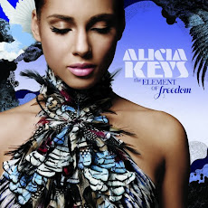 "LANÇAMENTO 2010 - CD ""The Element of Freedom"" ALICIA KEYS"
