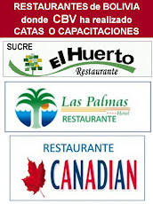 RESTAURANTES CBV