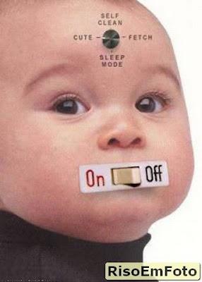 Photoshop coloca botões de regular bebê.