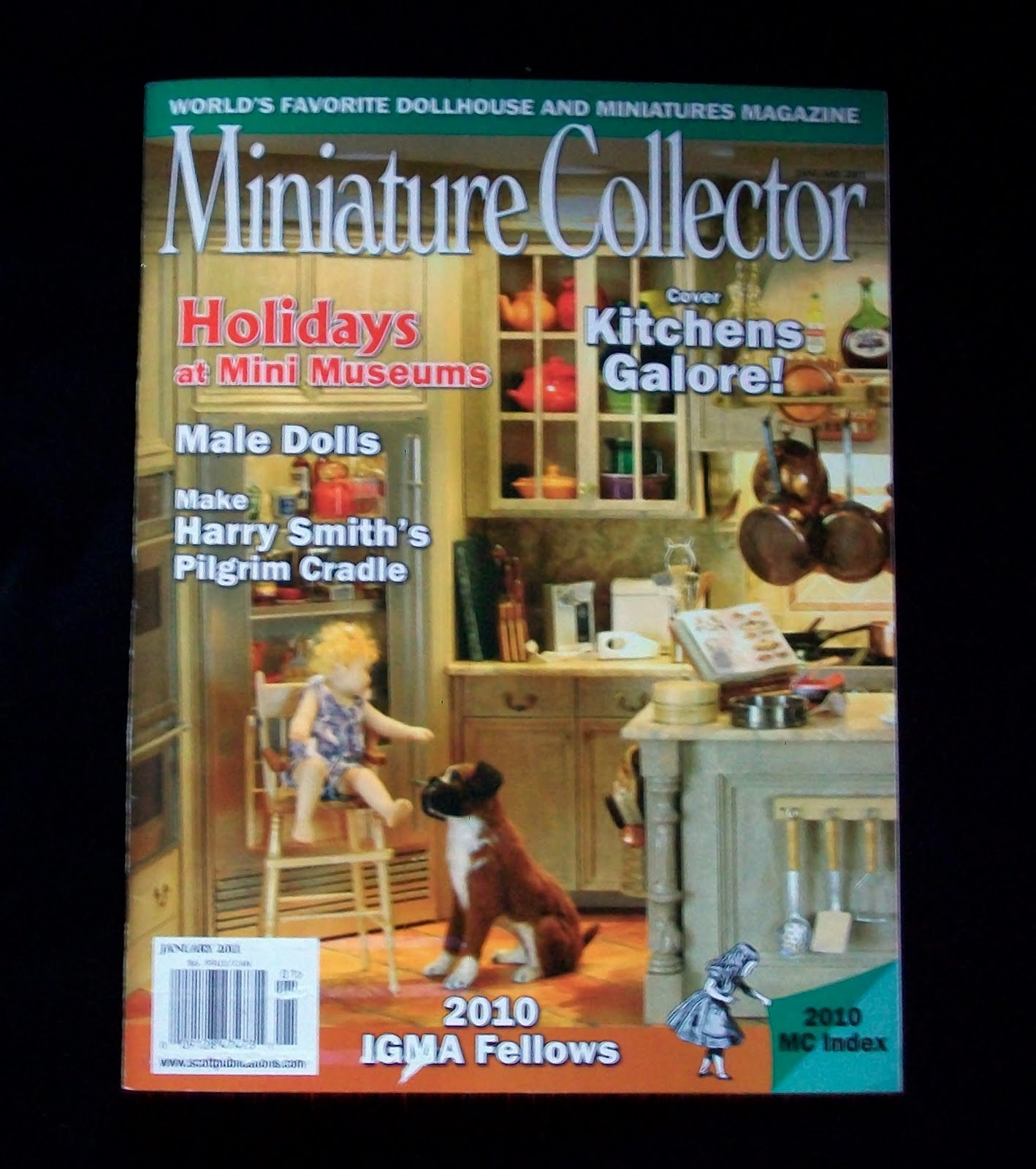 Marquis Miniatures: Rustic Realism: Miniature Collector