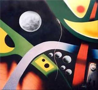 pintura burity - vodcka tônica