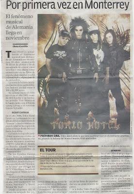 Tokio Hotel en un periódico Mexicano P%60%60%60%60
