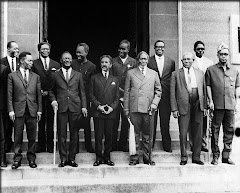 The Millennial Fathers of Africa in 1963