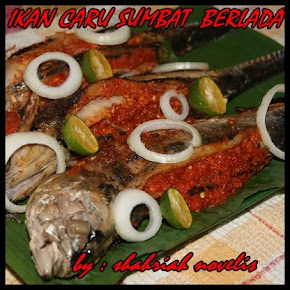 IKAN CARU SUMBAT BERLADA