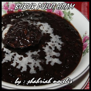 BUBUR PULUT HITAM