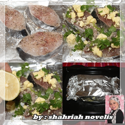 The writer 39 s cooking grilled fish in foil for Grill fish in foil