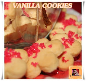 VANILLA COOKIES