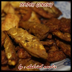 TEMPEH GORENG