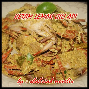 KETAM LEMAK CILI API