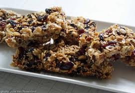 FRUIT CAKE BARS! AN ALTERNATIVE! by The Culinary Butler