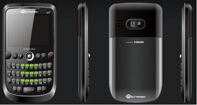 Micromax Q5 Dual Sim Mobile