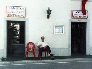 Restaurante Lanútus, Laúndos, Póvoa de Varzim, Chef/Patron Elena da Silva Ramires