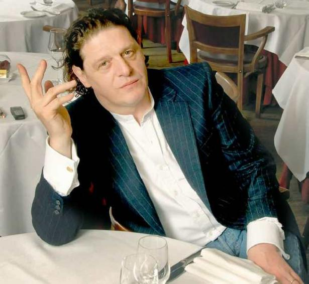 Marco Pierre White, chef extraordinaire