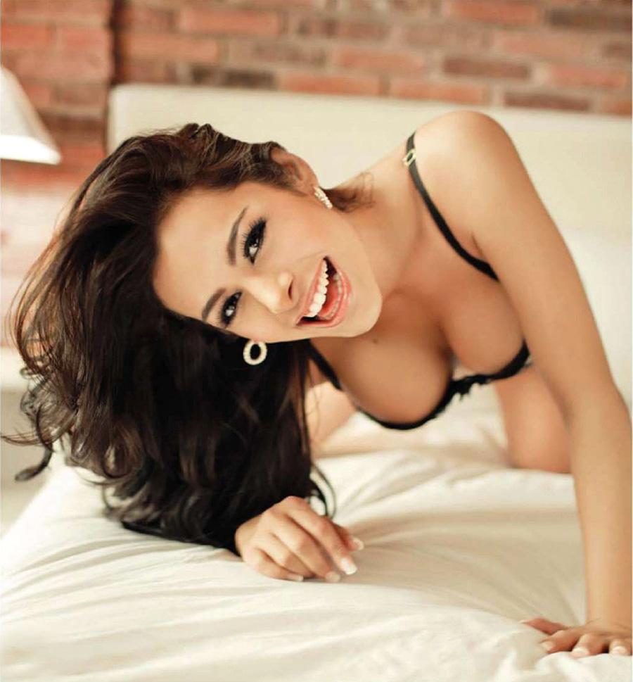Paraguay Larissa Riquelme Hot