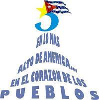 Por los 5 héroes Cubanos