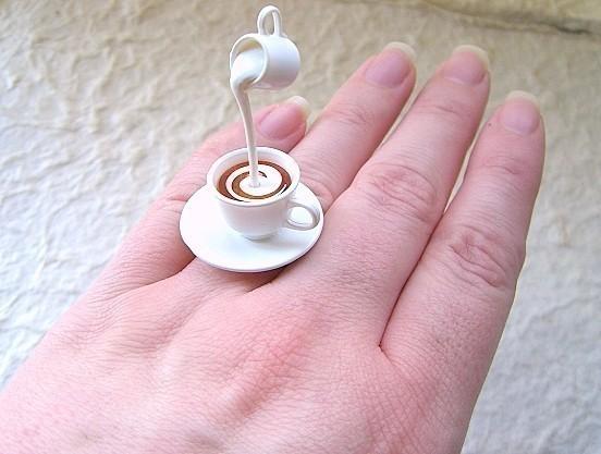 Eternal eden big bold rings - Tazas de cafe originales ...