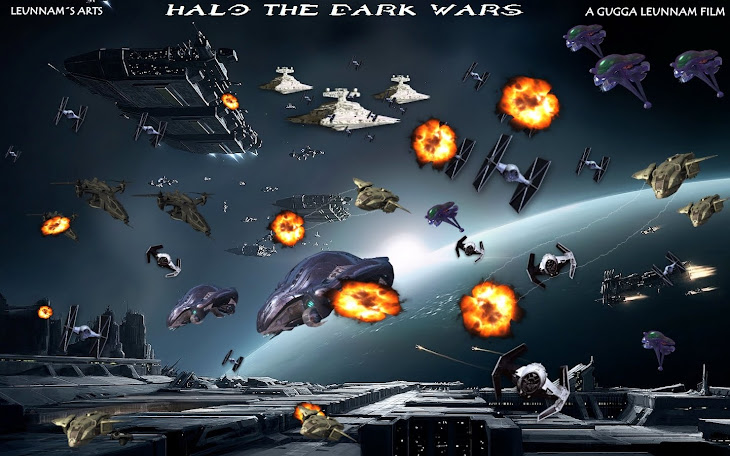 Halo The Dark Wars - Last Stand