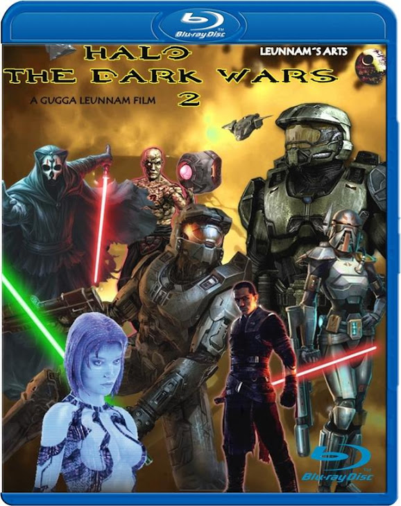 Halo The Dark Wars 2 Blu-Ray DVD