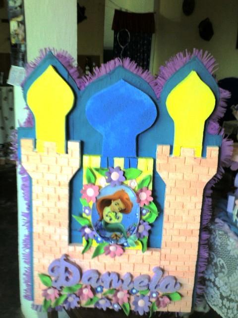 TODO EN FOAMI: Combo de Baby Princesa