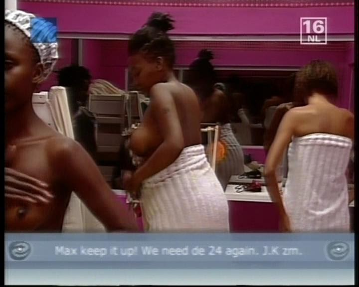 Big Brother Africa Nude