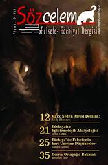 SÖZCELEM Edebiyat Felsefe Dergisi