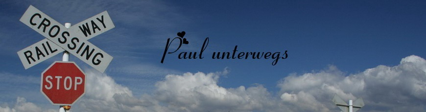 Paul unterwegs
