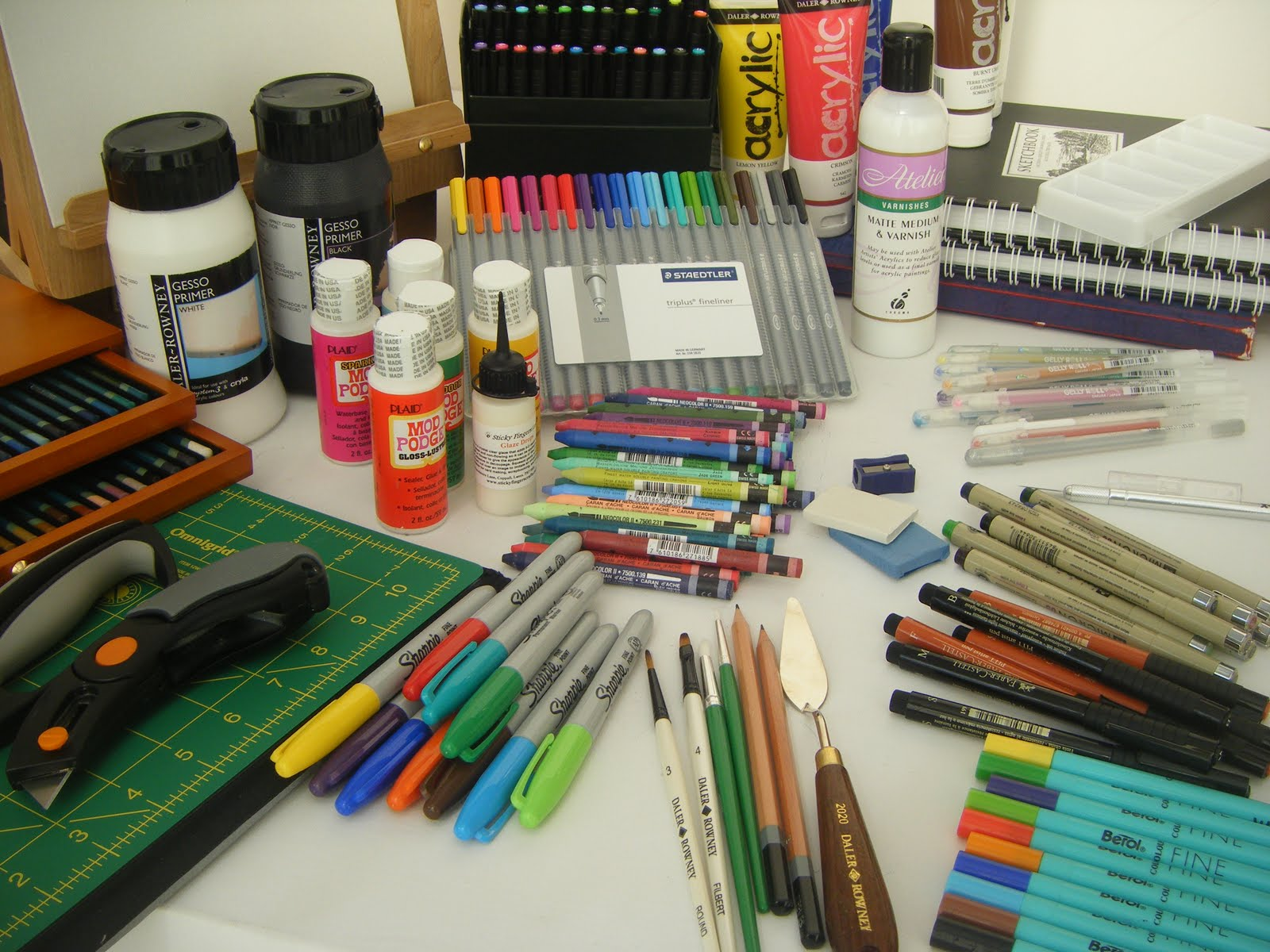 Photos Of Images Art Materials