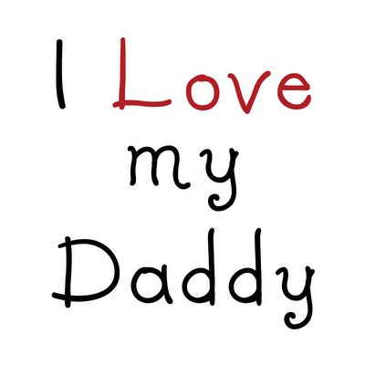 Love You DAD Wallpaper