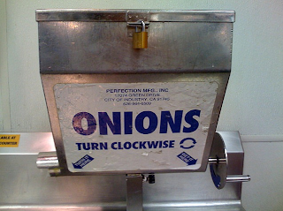 The Costco Onion Dispenser