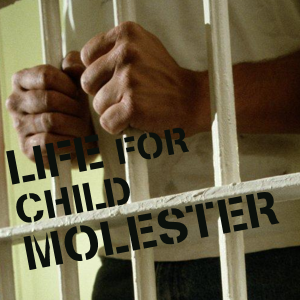 keep child molestors in jail