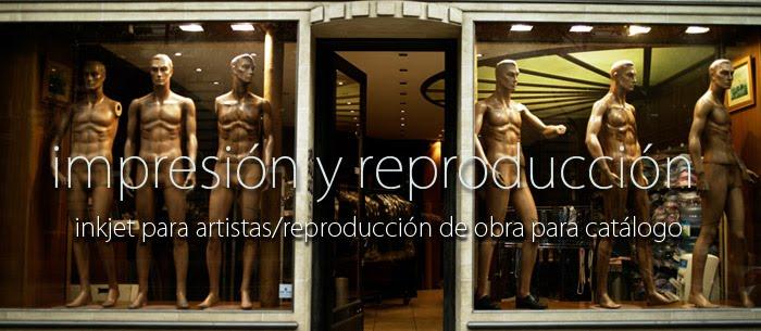Impresión y reproducción