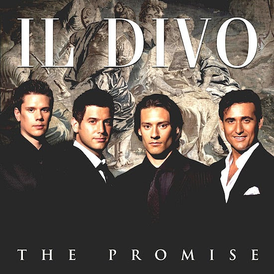 Noboundaries evenstrums il divo the promise 2008 for Il divo cd