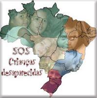 SOS crianças desaparecidas
