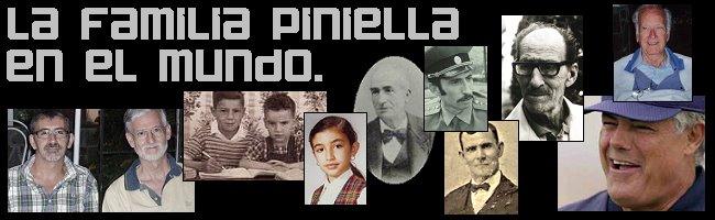 La Familia Piniella en el Mundo