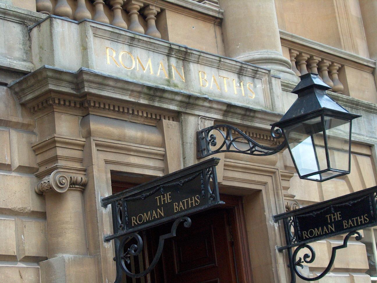 Baños Romanos Londres:Bath: una ciudad con nombre de baño : El LoBo BoBo, un blog de