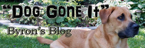 """Dog Gone It""     Byron's Blog"