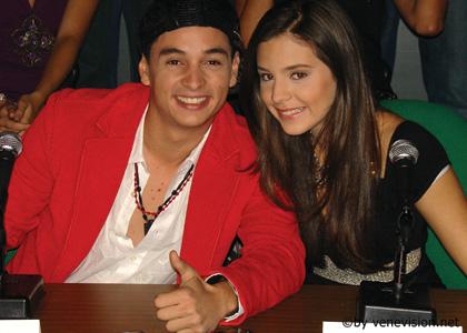 Sheryl y Victor