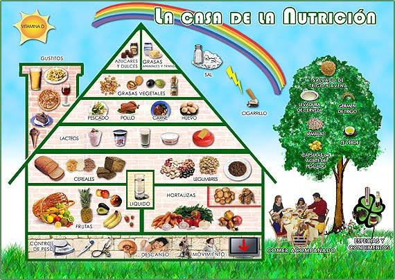 LA CASA DE LA NUTRICION