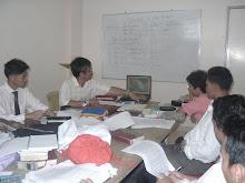 BCPJR TEACHES USING LAPTOP