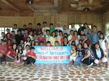 BATANGAS FIRST FAMILY BIBLE CAMP