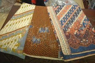 Batik Indonesia world heritage