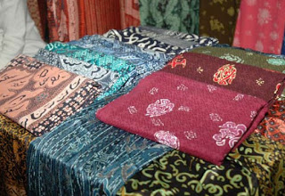 Batik world Heritage from Indonesia
