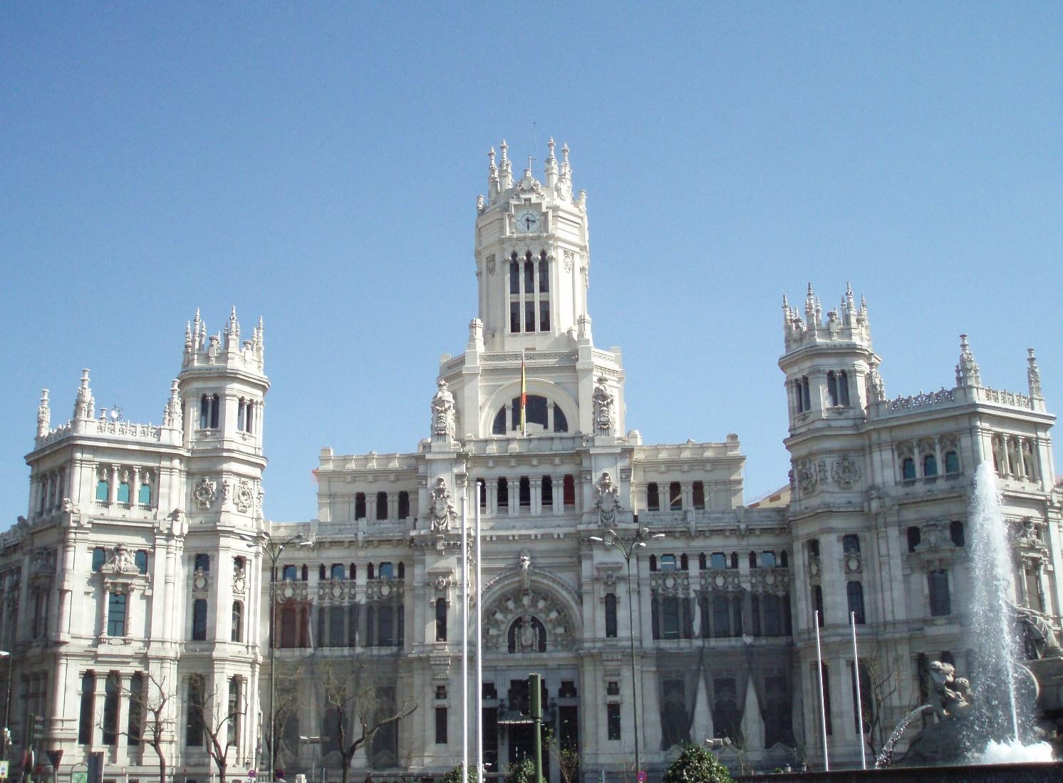Al Ayuntamiento de Madrid no le gustan las propuestas de UPyD