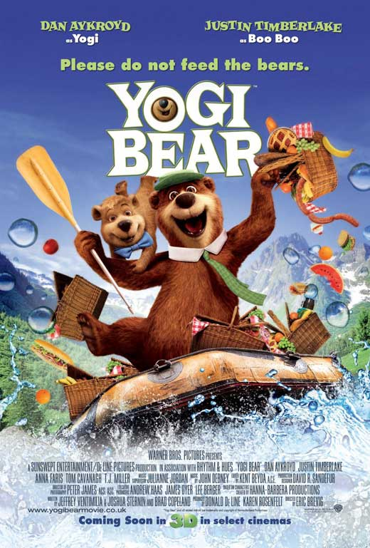 Torrent for Yogi Bear movie | Yogi Bear 2010 movie Torrent | Yogi Bear