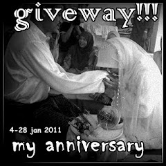 GIVEAWAY ANNIVERSARY!