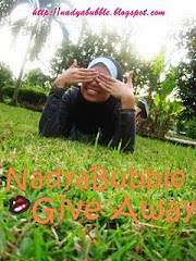 Nadya Bubble Give-Away !
