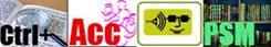 Logotipos de accesibilidad